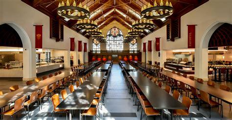 USC's newest dining hall designed around wellness