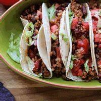 Comment Plier Un Tacos : hummus l 39 avocat recette amuse gueule ~ Nature-et-papiers.com Idées de Décoration
