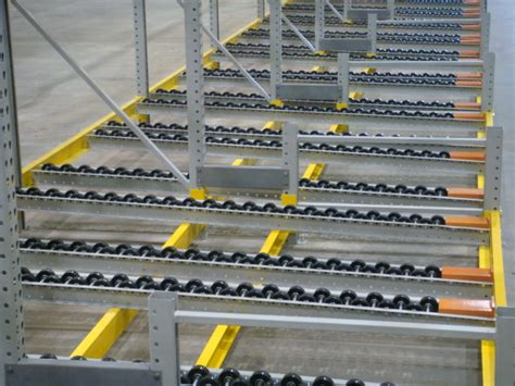pallet flow rack our pallet flow rack systems offer solutions to your
