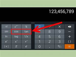 How To Use An Android Calculator  5 Steps  With Pictures