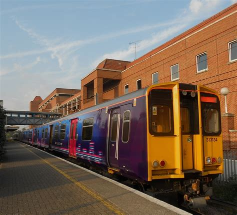 Trains To Welwyn Garden City From London by Wagn Network Southeast Years