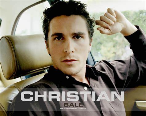 Christian Bale New Photos Showbiz Guru