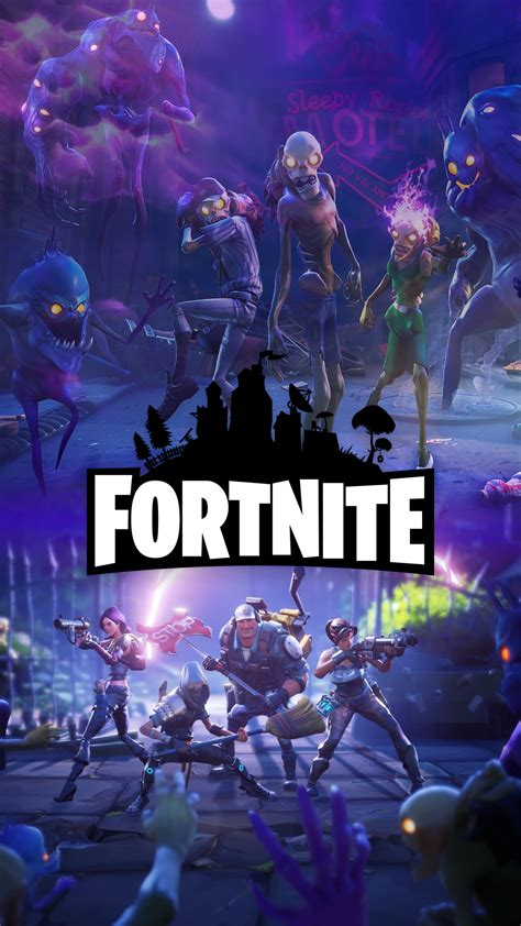 New Phone Wallpaper  Fortnite  Gaming Art