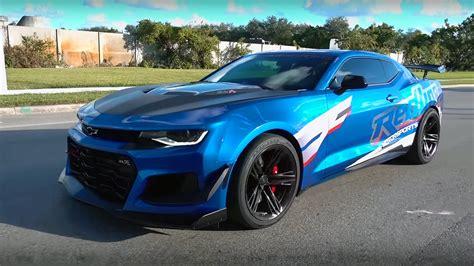 horsepower redline motorsports camaro zlr le phase