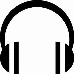 Headphones - Free music icons