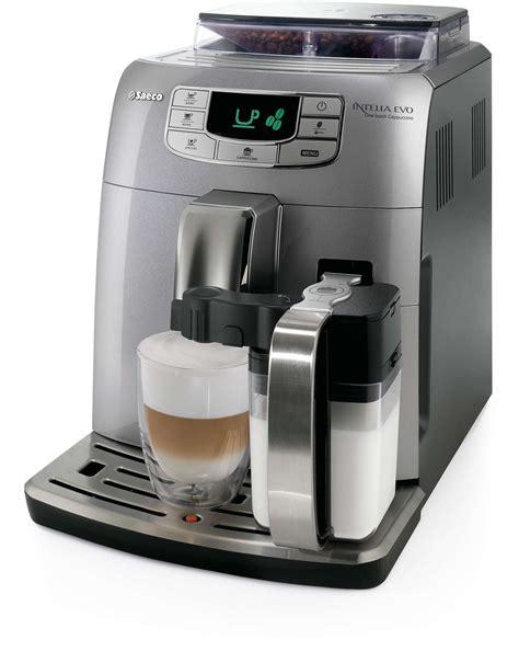 saeco espresso machine how to use intelia evo automatic espresso machine hd8753 95 saeco