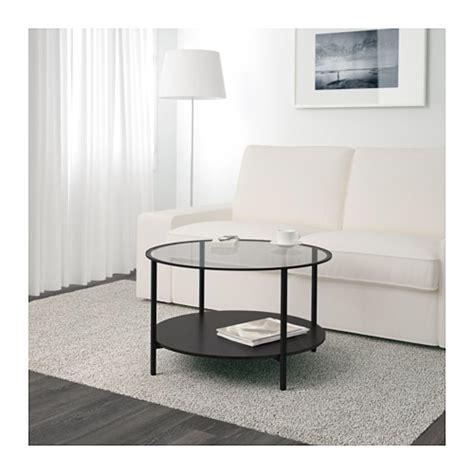 vittsjö coffee table black brown vittsjö coffee table ikea