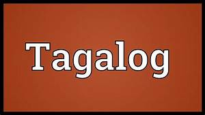 Instruction Meaning In Tagalog