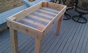 Plans For Raised Planter Boxes Plans DIY Free Download