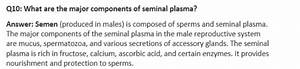 Ncert Solutions Class 12 Biology Chapter 3 Human
