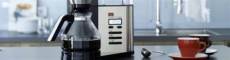 Also, throughout europe, this name is recognized as the best. Melitta Coffee Machines - Redber Coffee