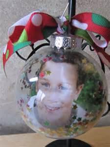 Glass Ball Christmas Ornament Craft Ideas