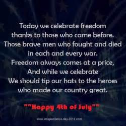 Happy Fourth of July 4th Poems