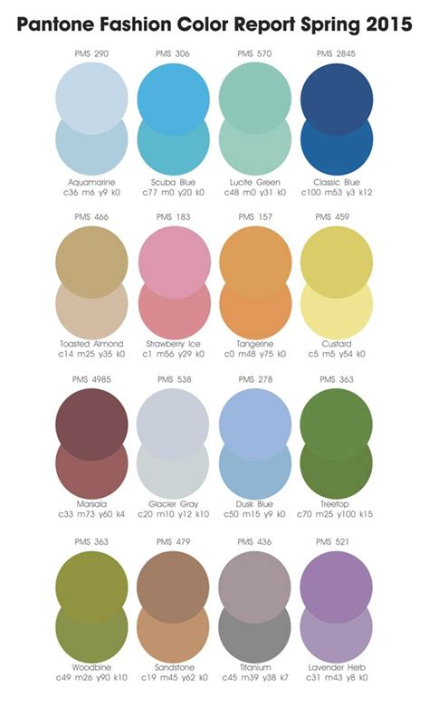 fashion colors for 2015 pantone fashion color report for 2015 sz studio