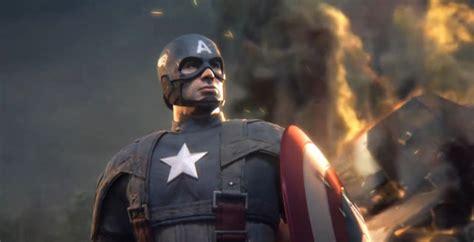 captain america super soldier video game