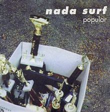 popular nada surf song wikipedia