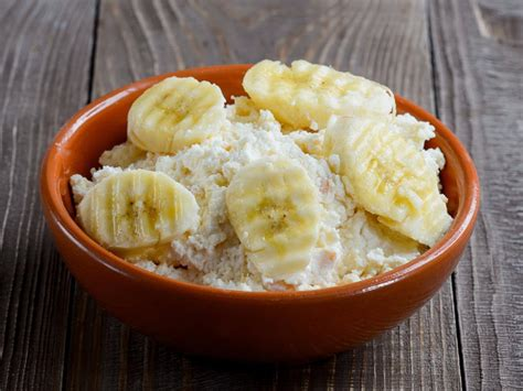 cottage cheese nutrition cottage cheese with banana recipe and nutrition eat this