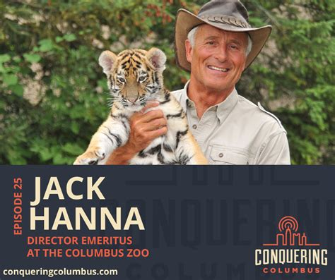 Jungle Jack Hanna and the Columbus Zoo - Conquering Columbus