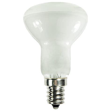 25w r16 reflector candelabra 130v plt l2783