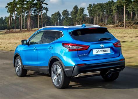 Nissan Qashqai 2018 Un Nuevo Traje Para La Suv Lder En