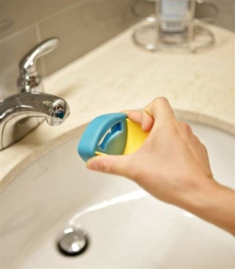 hand washing made easy with the aqueduck faucet extender