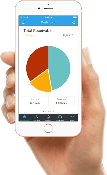 invoice app mobile invoice software zoho invoice