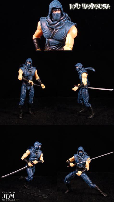 scale ryu hayabusa  ninja gaiden nes trilogy