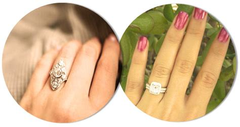 Engagement Ring Styles  Which One Will Blend On Your Finger?. Wire Wedding Rings. Line Wedding Rings. Industrial Rings. Split Shank Engagement Rings. Elle Lively Engagement Rings. Embroidery Wedding Rings. Valentine Wedding Rings. Genuine Emerald Wedding Rings