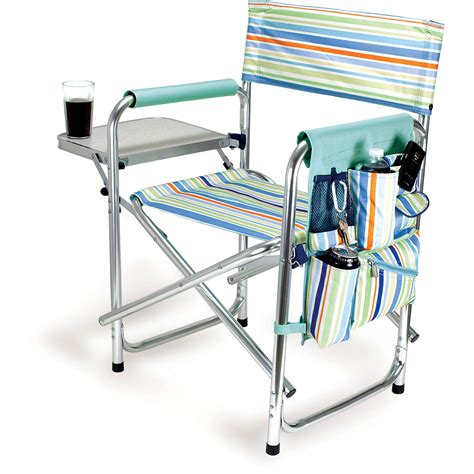 Picnic Time Reclining C Chair Outdoor by Picnic Time Sports Chair St Tropez 809 00 991 000 0 B H