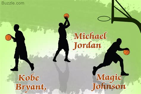 Famous Basketball Players Whove Reigned Over The Hearts