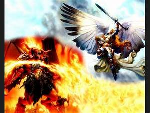 Lista: ANGELES Vs demonios