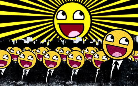 Super Happy Meme Face - anonymous images fff hd wallpaper and background photos 10071137