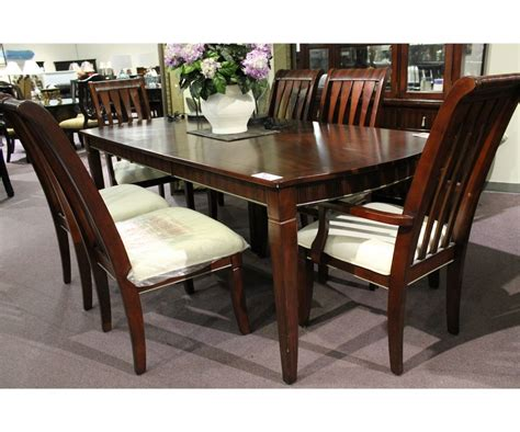 wood dining table with leaves wood inlayed formal dining room table with leaf 6 9259