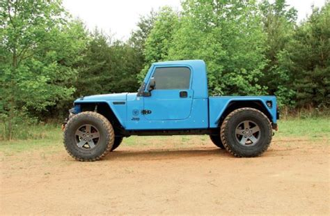 Jeep Wrangler Truck Bed by Custom 1997 Jeep Wrangler Truck Photo 77338561 4x4 And