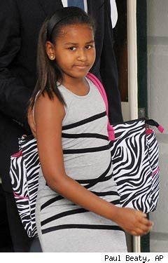 Fashion According To Alana Happy Birthday Sasha Obama