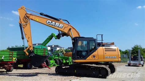 case cx   crawler excavators year  manufacture  mascus uk