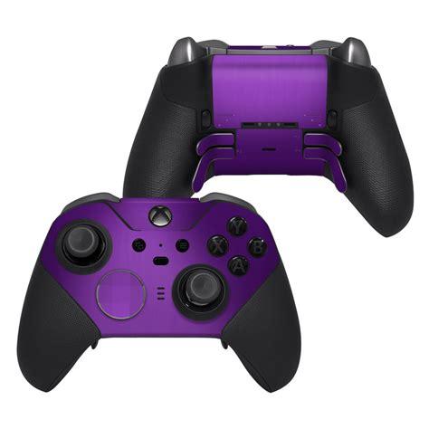 Purple Burst Xbox Elite Controller Series 2 Skin | iStyles