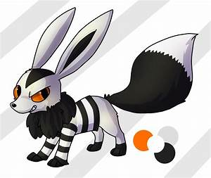 Poochyena the eevee by X--O on DeviantArt