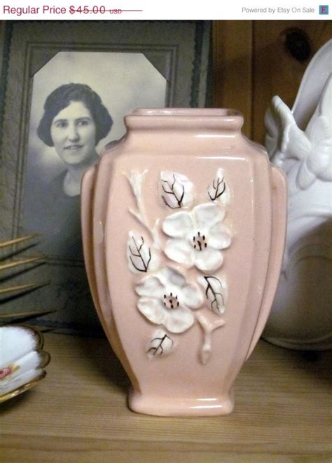 summer sale deco grecian hull art pottery