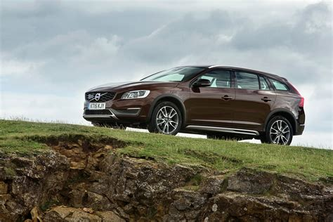 Volvo V60 Cross Country Review 2015 First Drive