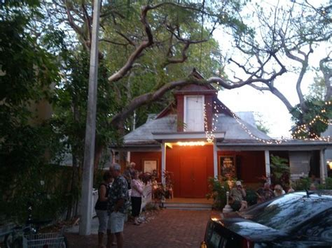 Red Barn Theater Located Behind The Key West Woman's Club