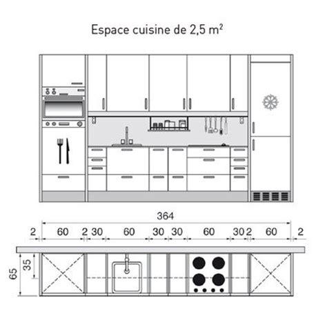 dessiner plan cuisine plan de cuisine l 39 aménager de 1m2 à 32m2