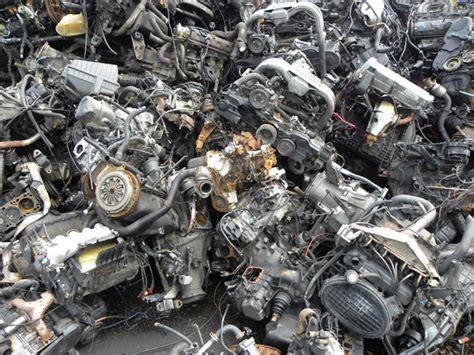 junkyard full   engines