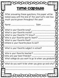 25 best ideas about time capsule kids on pinterest time With baby time capsule letter