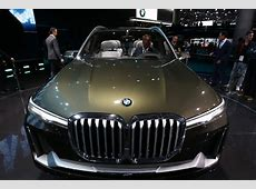 BMW Is Already Planning An X8 SUV Even Before The X7 Goes