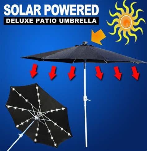 umbrella stand patio umbrella new mtn 9 solar powered