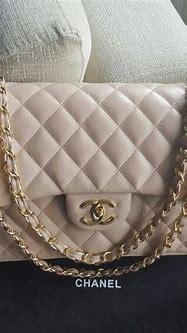 Chanel Double Flap Powder Color