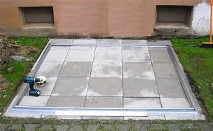 Fundament Für Gerätehaus : so entsteht ein metallger tehaus schritt f r schritt zum ~ Lizthompson.info Haus und Dekorationen