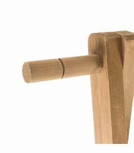 Portant Vetement Bois : portant v tements en bois avec tag re ~ Teatrodelosmanantiales.com Idées de Décoration