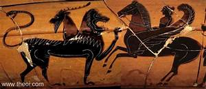 hellenic period: Bellerophon, Pegasos & Khimaira